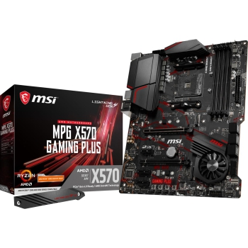 MSI X570 GAMING PLUS, Sockel AM4