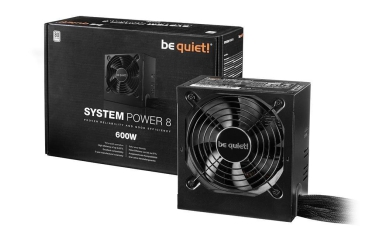 500W be quiet! System Power 9 CM