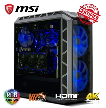 Cooler Gamer PC i5 8600 6x4,3GHz, 16GB DDR4, GTX1060 3GB, 1TB HDD