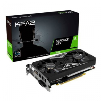 KFA2 Nvidia Geforce GTX1650 EX PLUS OC 4GB