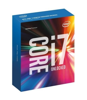 "Intel® Core i7-7700, Prozessor 4x 3,60GHz (""Kaby Lake"")"
