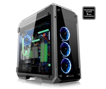 Thermaltake View 71 TG, Big-Tower-Gehäuse