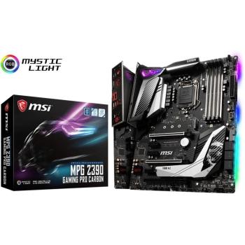 MSI MPG Z390 GAMING PRO CARBON, Mainboard 1151 v2