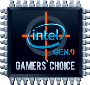 STARTER Gaming Set der 9ten Intel Generation, i5 9600K 6x4,60GHz, 8GB DDR4, 1TB Sata3 HDD