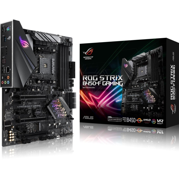 ASUS ROG Strix B450-F Gaming, Sockel AM4