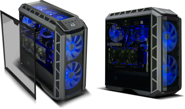 Cooler Gamer PC i7 9700K 8x4,9GHz, 16GB DDR4, RTX2070 8GB, 1TB HDD