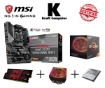 PC Bundle AMD Ryzen 7 3700X (8x4,4GHz) + MSI X570 TOMAHAWK WIFI